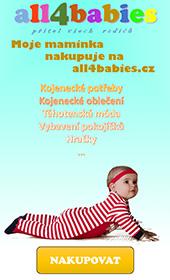 All4babies - Kompletní nabídka zboží nejen pro kojence.